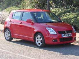 2007/07 Suzuki Swift 1.5 GLX, 6 MONTHS COMPREHENSIVE WARRANTY