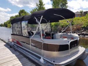 End of season pontoon sale