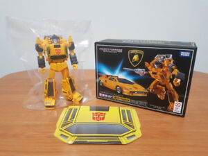 Transformers Masterpiece MP-39 Sunstreaker Official Takara Tomy