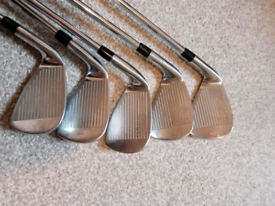Golf clubs for sale £10 or nearest offer please