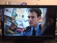 """Sanyo 37"""" LCD Television"""