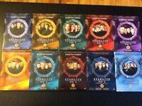 Stargate SG1 série complete (10saisons)