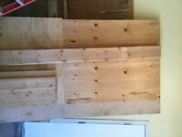 Plywood and boards