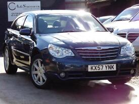 Chrysler Sebring 2.4 Limited auto Low Mileage 2007(57)