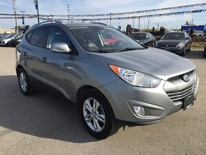 2011 HYUNDAI TUCSON GLS * POWER GROUP * LEATHER/CLOTH * BLUETOOT London Ontario image 8