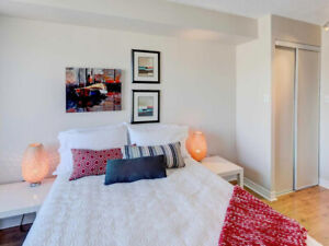 Distillery District (Downtown): All-Inclusive Furnished Rooms
