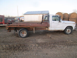 1977 Ford F-350 Pickup Truck - for restoration