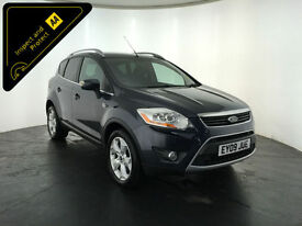 2009 FORD KUGA ZETEC TDCI DIESEL 4WD SERVICE HISTORY FINANCE PX WELCOME