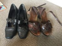 Free shoes size 4