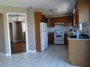 Solid wood kitchen cabinets and range Cambridge Kitchener Area image 3