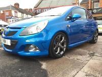 2010/10 Vauxhall/Opel Corsa 1.6i 16v Turbo VXR LOW MILEAGE FSH