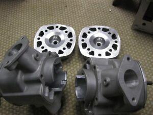 Kawasaki 340 L/C invader motor ported/polished cyls Brampton.!!!