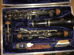 Boosey and Hawkes 2-20 series clarinet