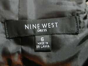 Nine West dress, size 6 Strathcona County Edmonton Area image 2