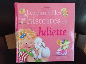 Livre pour enfant - Juliette (Doris Lauer)