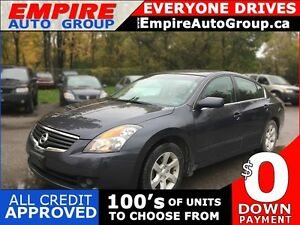 2009 NISSAN ALTIMA 2.5 S * POWER GROUP * LOW KM