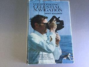 Commonsense Celestial Navigation by Hewitt Schlereth Sextant Nav