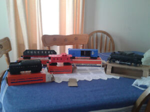 Classic Toy Trains
