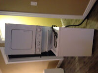 Heavy duty Whirlpool Thin Twin stackable washer/ dryer