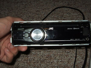 JVC KDR710 single DIN radio