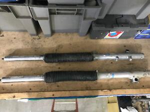 XR650L Showa Front Forks
