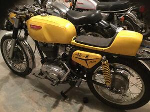 Ducati mark 3 450cc single
