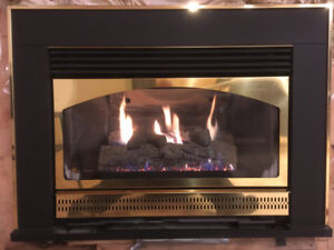 Instaflame Gas Fireplace Insert - Model HE30
