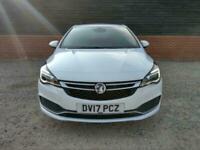 2017 Vauxhall Astra 1.4i Turbo SRi VX Line 5dr Hatchback Petrol Manual