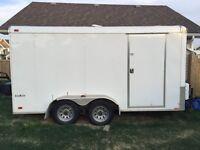 Cargo trailer / hunting camper / toy hauler