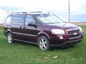 2007 Chevrolet Uplander VUS