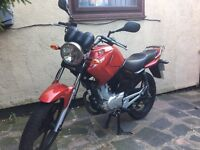 Yamaha YBR-125 2010, Low Mileage, 5Month MOT