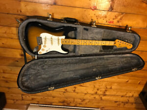 Hardly-used Electric Guitar and Amp