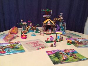 Lego friends adventure series