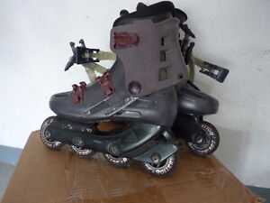 Adult woman Pre-owned Inline roller blade  & accessories Oakville / Halton Region Toronto (GTA) image 2