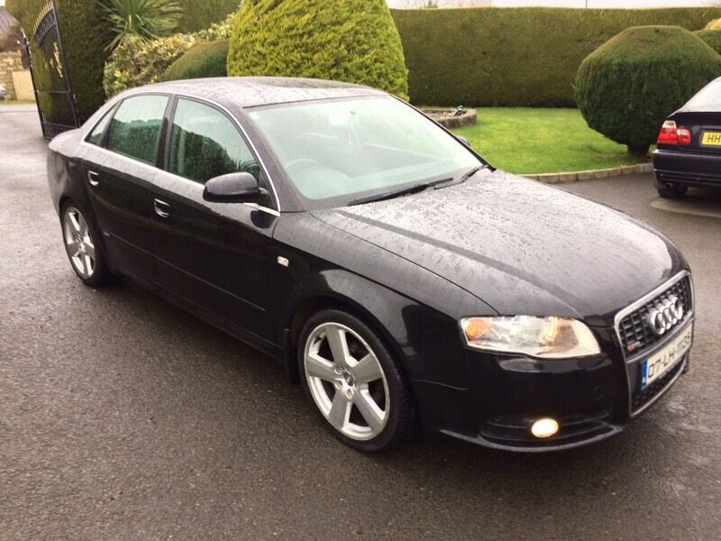 Mot Centre Newry >> AUDI A4 1.9 TDI S-LINE, 2007, SOUTHERN REG, PARKING SENSORS, LOVELY CAR THROUGHGOUT | in Belfast ...