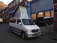 2000 Mazda Bongo Friendee 2.5 Turbo Diesel 4wd 4x4 Free Top MPV 8Seats
