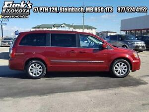 2016 Chrysler Town  Country Touring