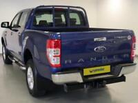 2015 Ford Ranger Diesel blue Manual