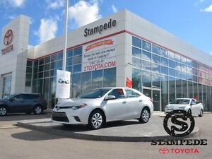2016 Toyota Corolla 4DR SDN CVT LE  - Certified