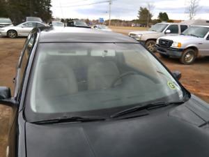 2002 volkswagen golf windshield