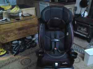 CARSEAT , TODDLER (evenflo)