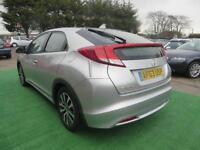 2013 Honda Civic 1.6 i DTEC ES-T Hatchback 5dr