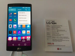 LG G4 Android Phone - Unlocked for sale
