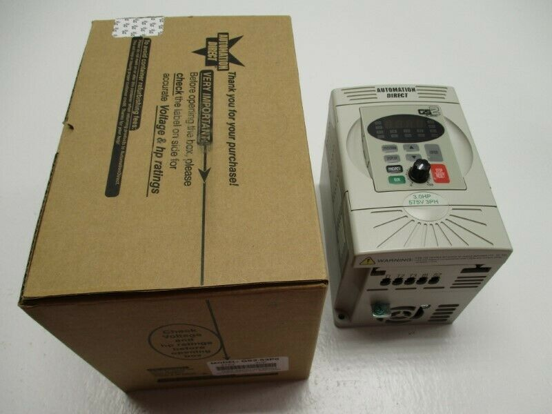 AUTOMATION DIRECT GS2-53P0 * NEW IN BOX *