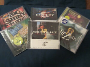 VARIOUS COMPILATION CDS