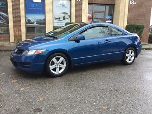 2010 Honda Civic  coupe Manual