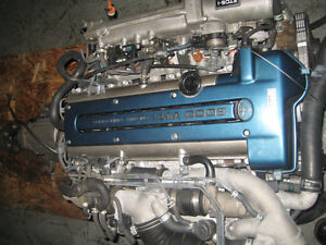 97 01 TOYOTA SUPRA ARISTO 2JZGTE VVTI JDM ENGINE SHIPPED OUT