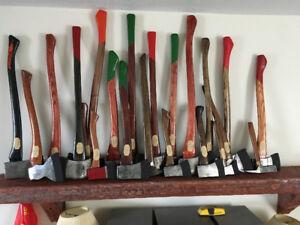 Vintage axes!
