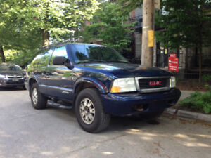 GMC Jimmy 2006