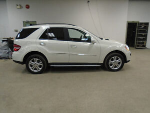 2008 MERCEDES ML320 CDI DIESEL! LUXURY SUV! NAVI! ONLY $16,900!